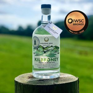 Mourne-Dew-Distillery-Kilbroney-Premium-Irish-Gin-Newry-Distillery-IWSC-Bronze