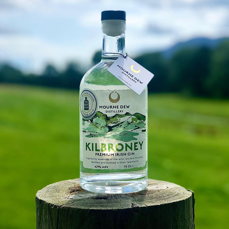 Mourne-Dew-Distillery-Kilbroney-Premium-Irish-Gin-Newry-Distillery
