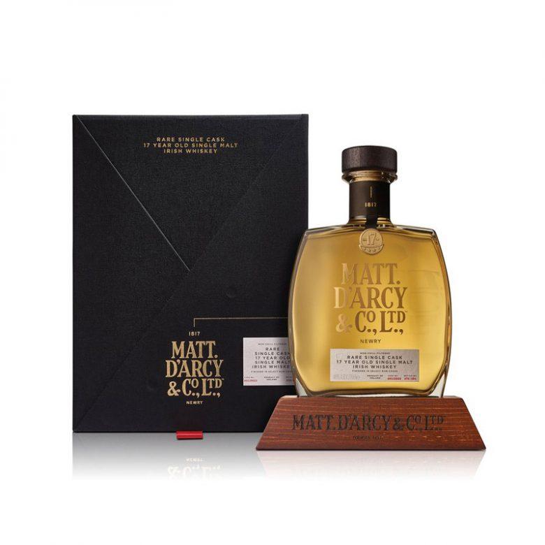 Mourne-Dew-Distillery-Northern-Ireland-Matt-Darcy-&-Co-17-Year-OldSingle-Malt-Irish-Whiskey